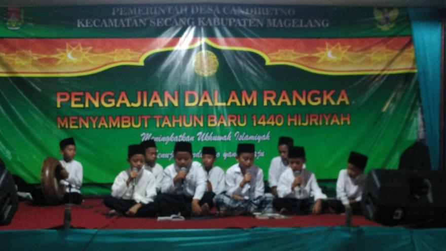 Image : MENYAMBUT TAHUN BARU 1440 HIJRIYAH